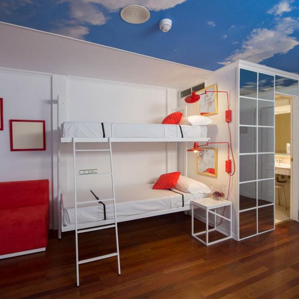 Habitacion Campus Atletico de Madrid Urbansport 3